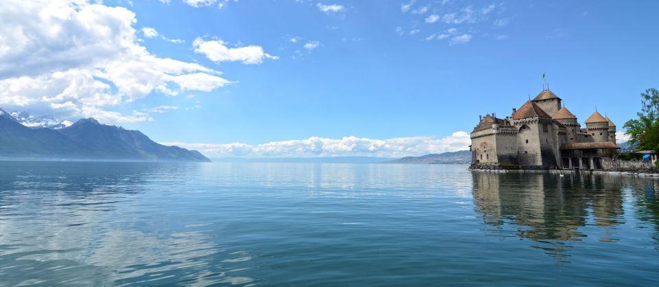 Lake Geneva ? Switzerland and France
