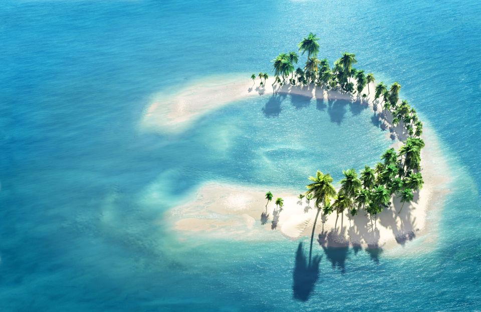 Las Maldivas son además unas de las más hermosas playas del mundo