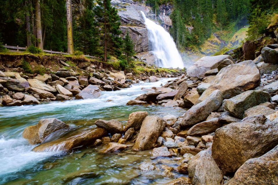 Les cascades de Krimml