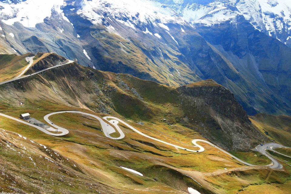 La route alpine du Grossglockner