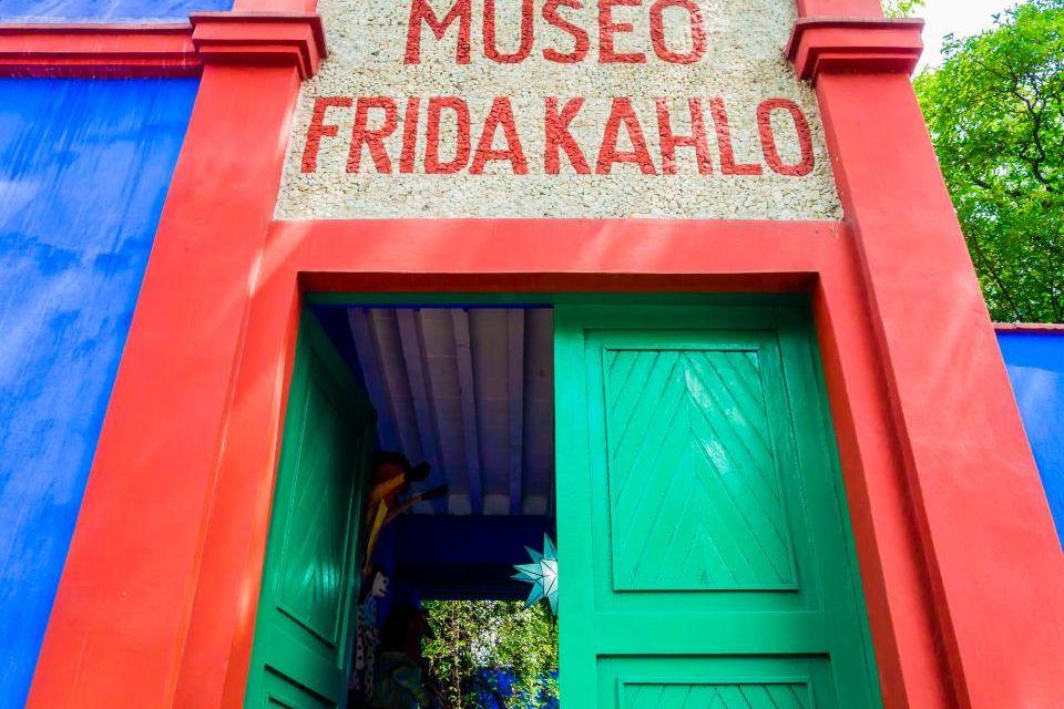 Museo Frida Kahlo, casa dove l'artista crebbe e morì
