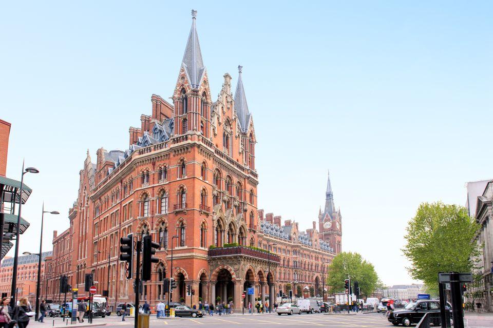 St. Pancras International - London, England