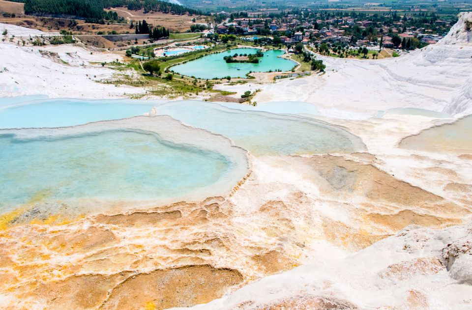 Türkei, Pamukkale Thermal Pools