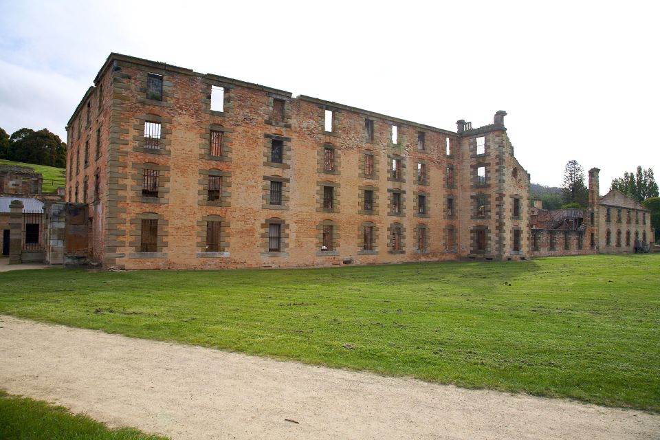 A disused prison, Australia