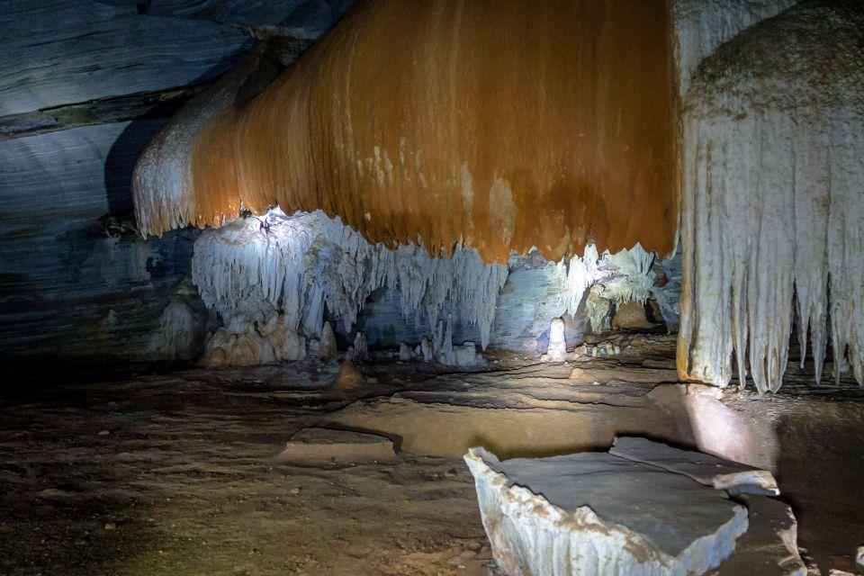 La grotte de Lapa Doce, Brésil