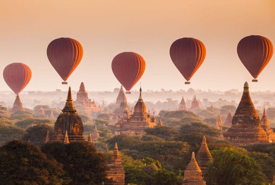 Bagan Myanmar, Birmanie