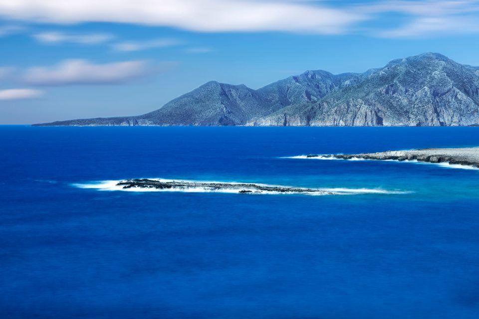 Costa nord dell'isola
