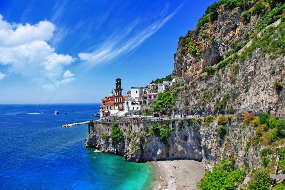 Spiaggia di Positano, Salerno. CAMPANIA