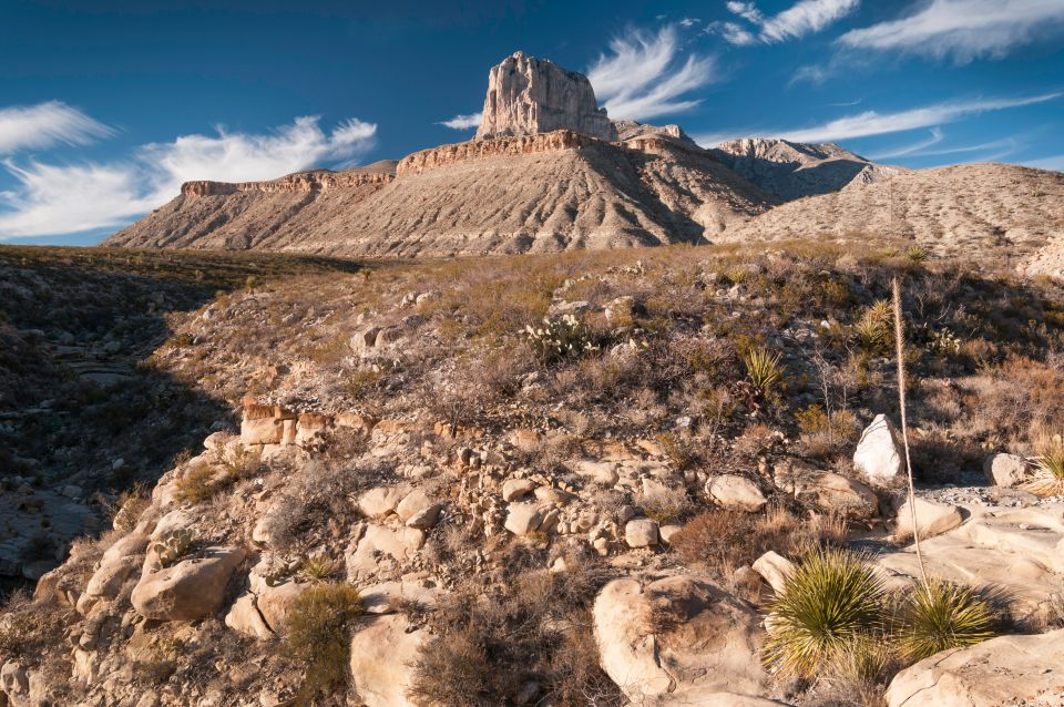 Guadalupe Mountains, Texas