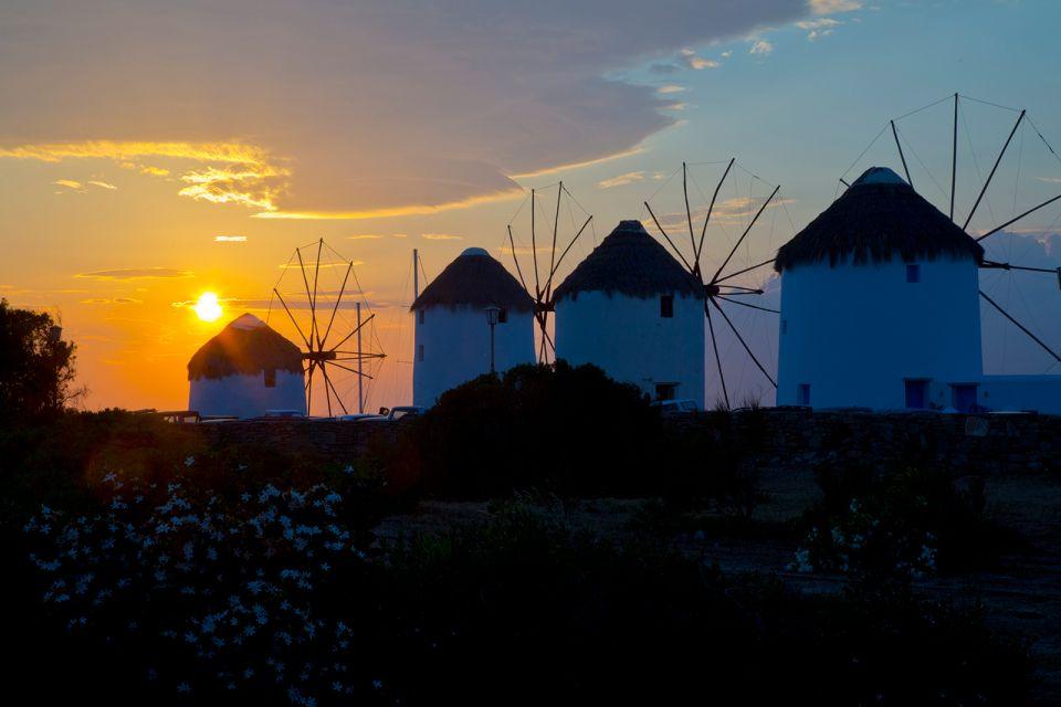 Mykonos: la <i>night life</i> à la grecque