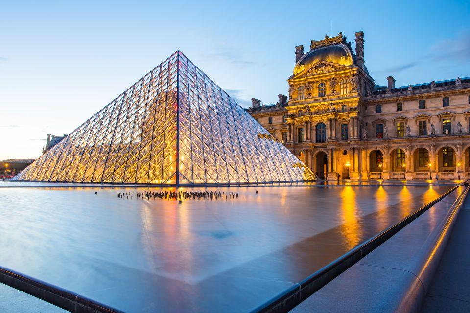 3) Le Louvre