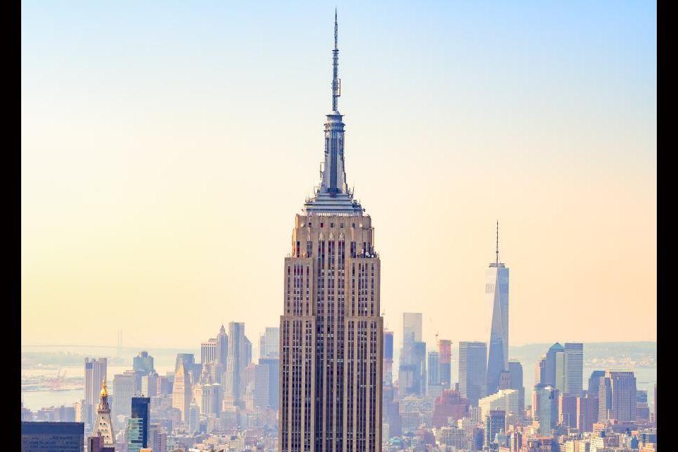 4) L'Empire State Building