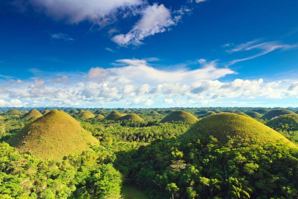 Philippines : les collines de chocolat