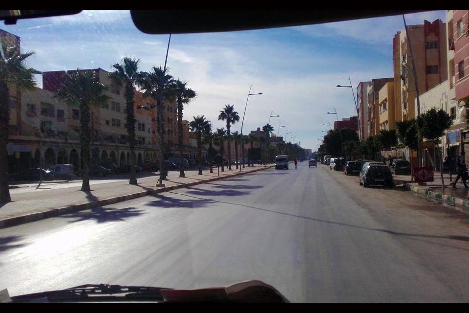 Premiers pas sur les routes marocaines