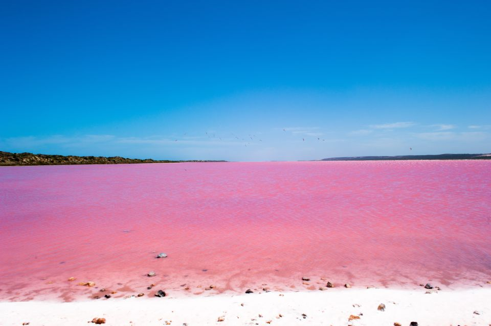 Salt Lake in Australien