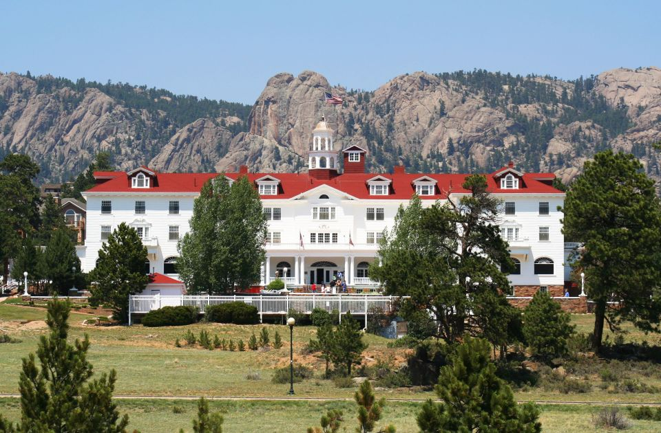The Stanley Hotel, Colorado ? Stephen King, The Shining
