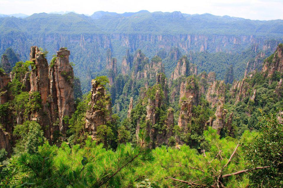 Zhangjiajie National Forest Park, China - Avatar