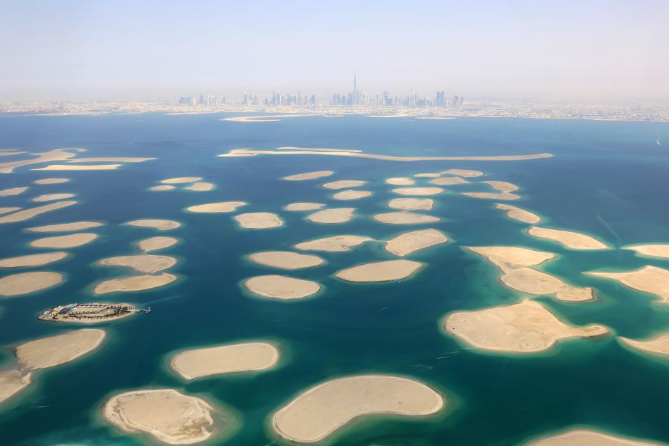 The World Islands - Dubai, United Arab Emirates