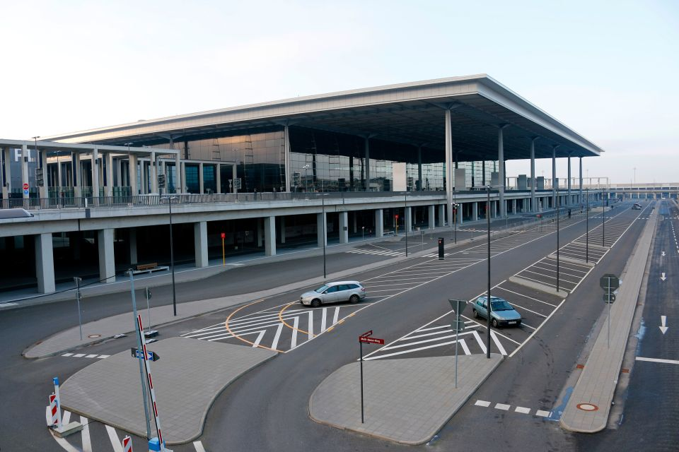 Brandenburg airport - Berlin, Germany