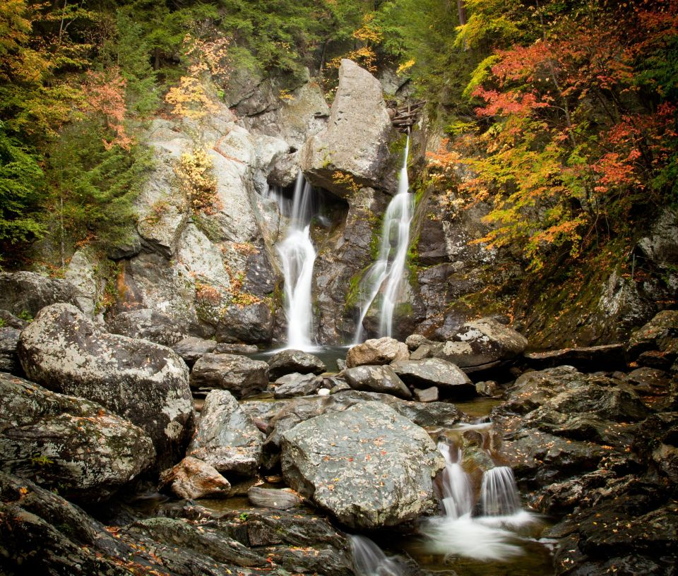 Bash Bish Falls State Park, Massachusetts
