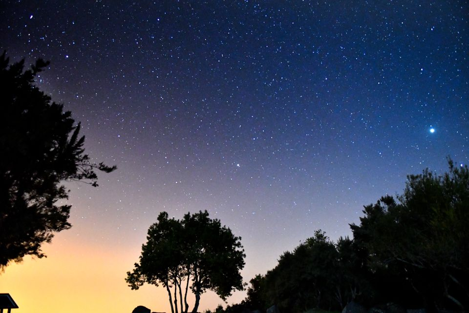 Sous le ciel de La Palma
