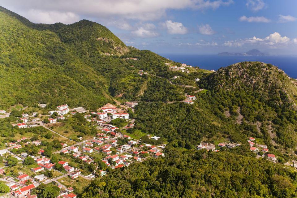Saba, Karibische Inseln
