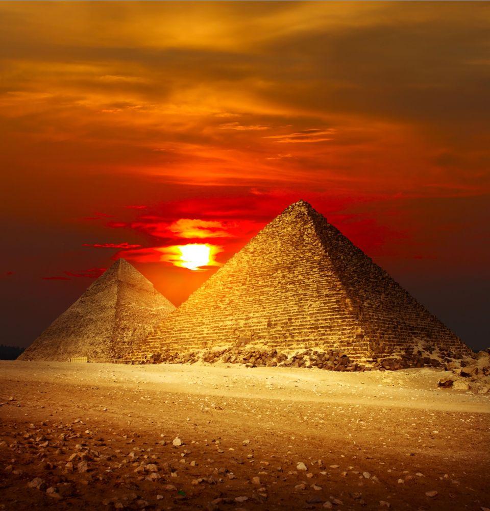 1) L'Égypte