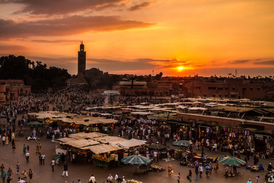 2) Le Maroc