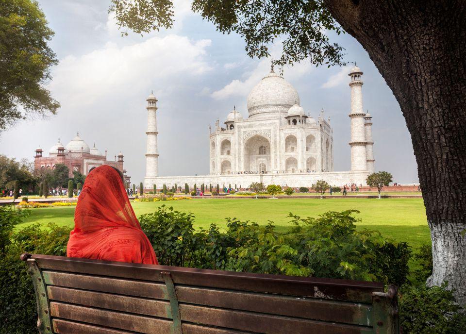 4) L'Inde