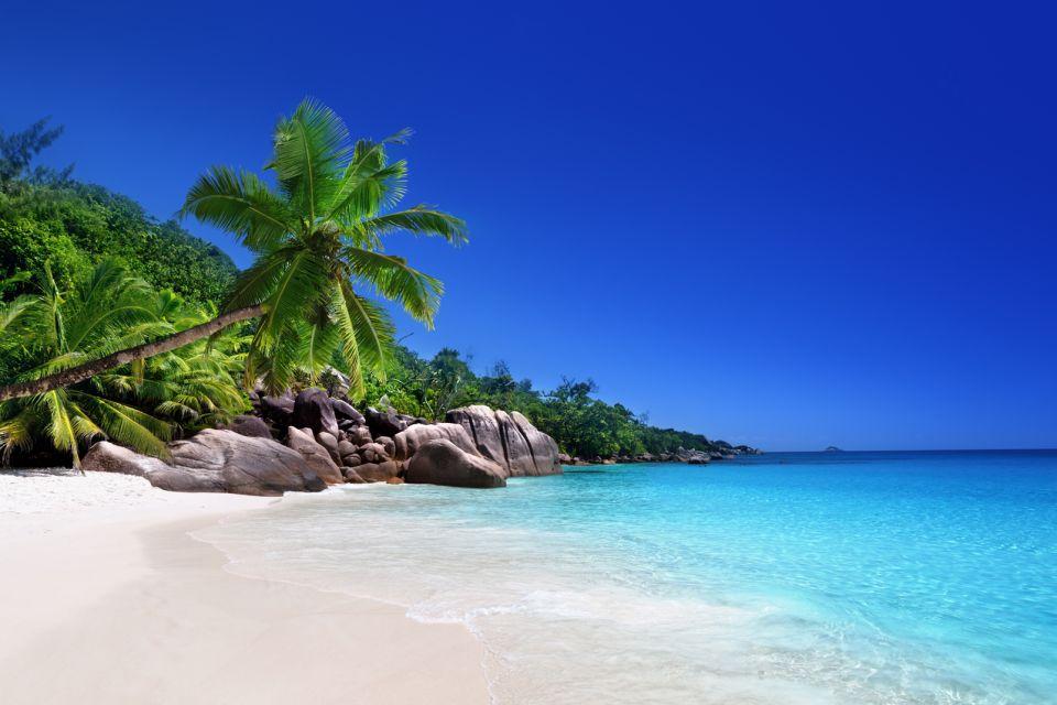 Anse Lazio aux Seychelles