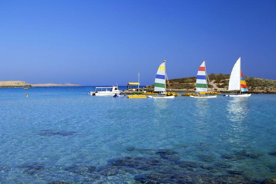 Nissi Beach à Chypre