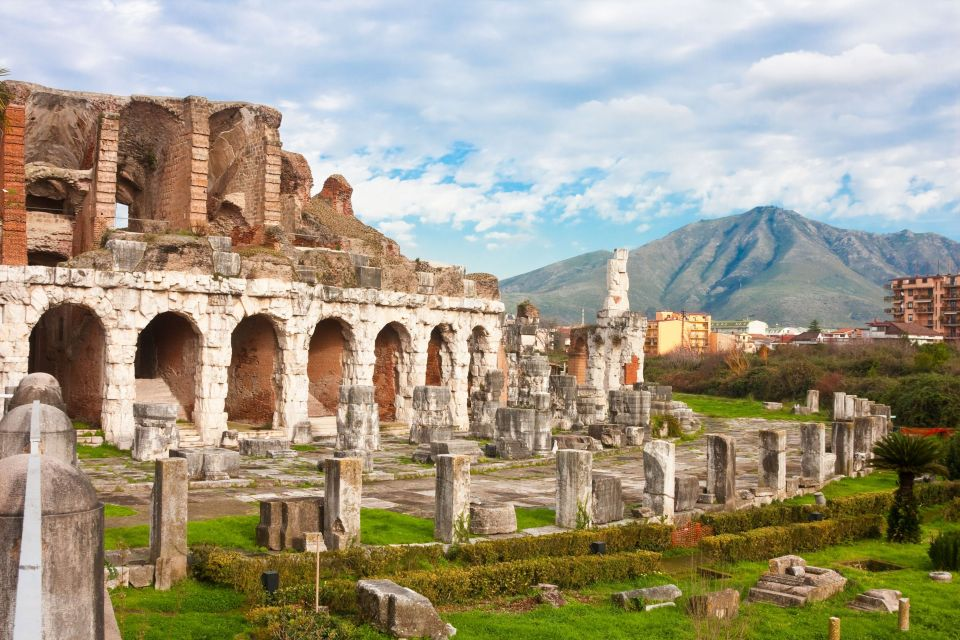 Alla scoperta dei teatri e anfiteatri romani in italia - Scuola di cucina santa maria capua vetere ...