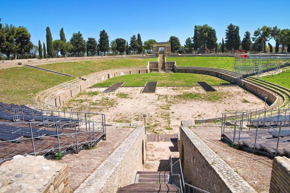 Anfiteatro di Lucera (Foggia)