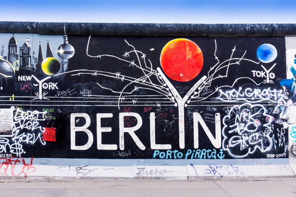 Berlin Wall Memorial and East Side Gallery - Germany