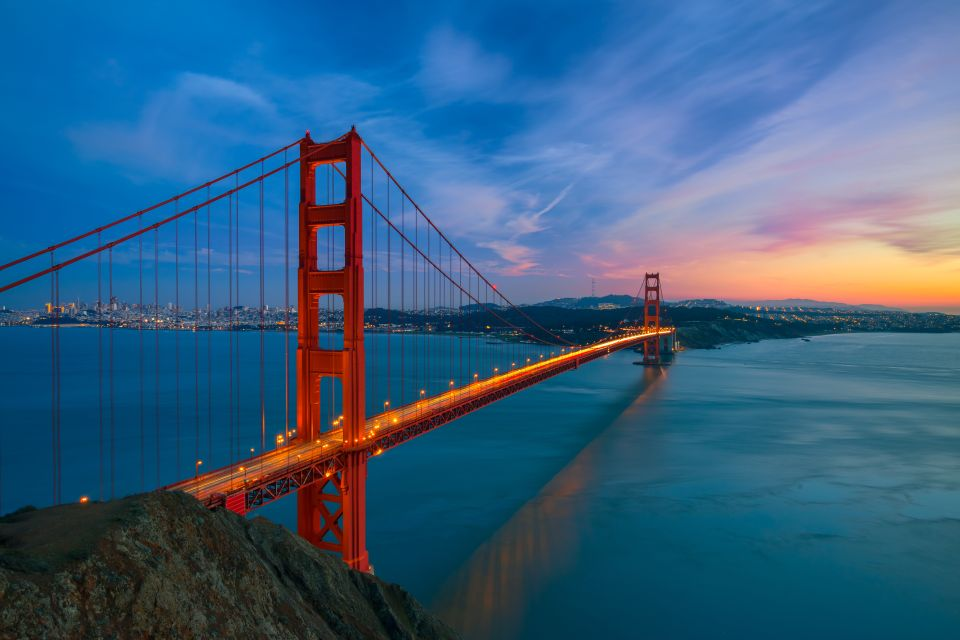 Golden Gate Bridge - United States of America
