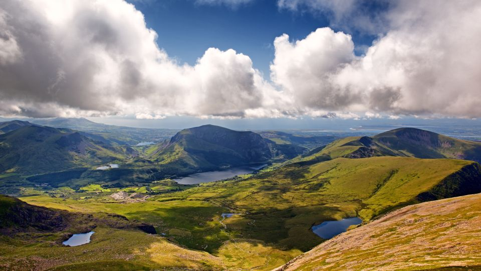 Snowdonia National Park - Wales