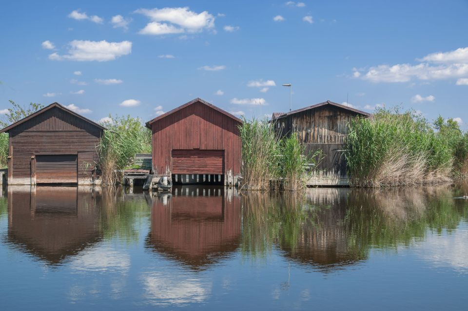Il lago Neusiedler