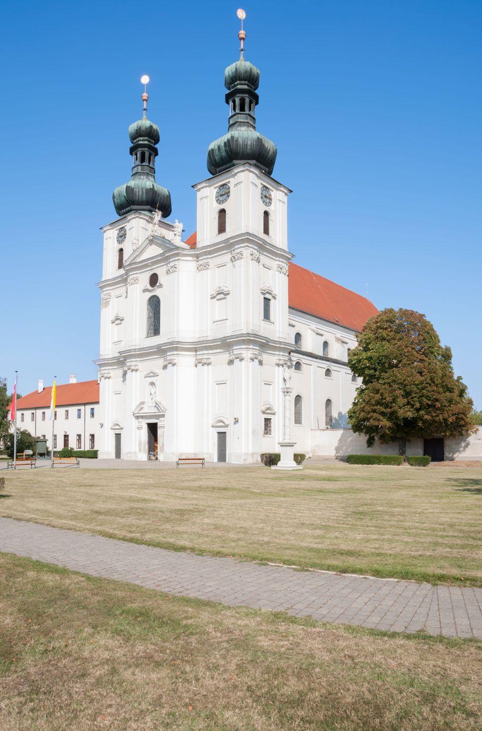 La basilica di Frauenkirchen