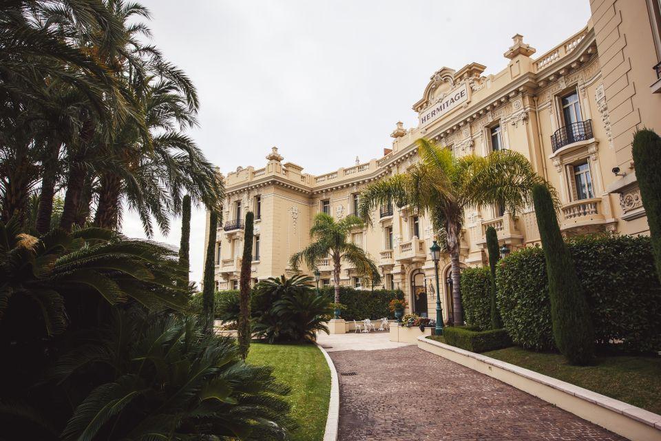 Hotel Hermitage Monte Carlo, Monaco