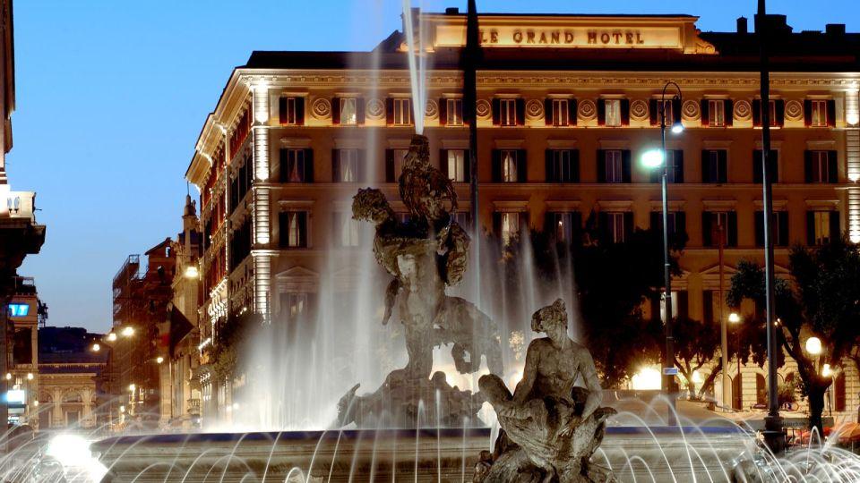 Le St. Regis, Rome