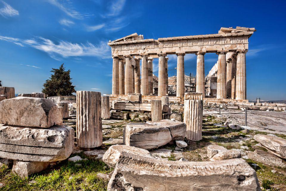 5. El Partenón de Atenas