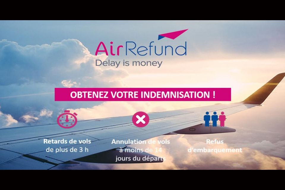 Air Refund : L'indemnisation par procuration