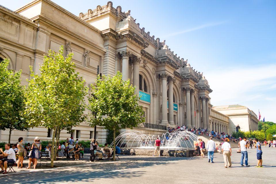 The Metropolitan Museum of Art - New York City, USA