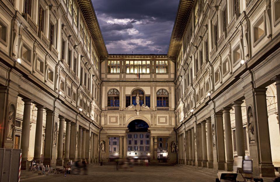 The Uffizi Gallery - Florence, Italy