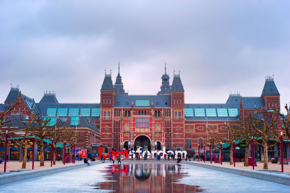 Rijksmuseum - Amsterdam, the Netherlands