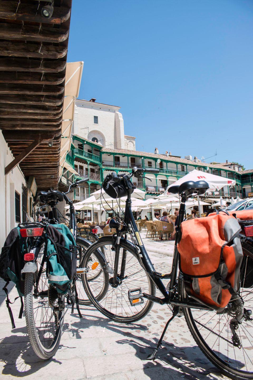 Madrid a golpe de pedal easyviajar for Oficina turismo chinchon