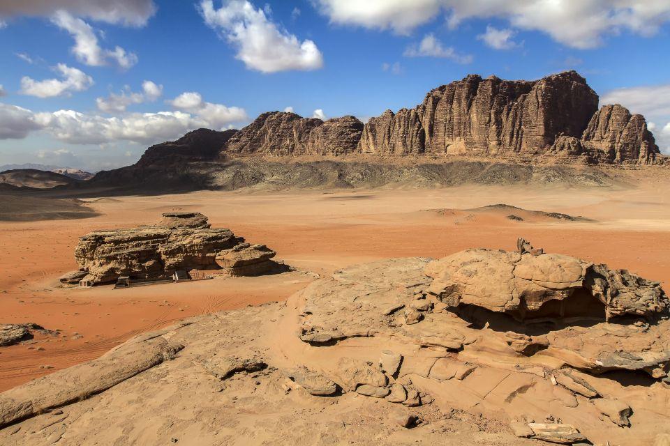 Sur les traces de laurence d'Arabie en Jordanie