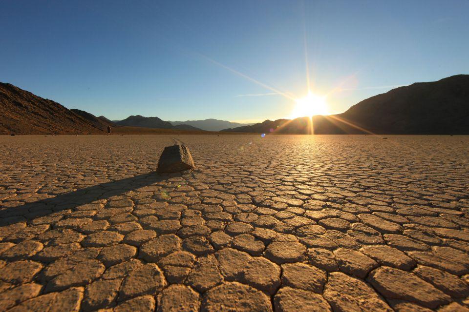 La Vallée de la Mort, époustoufflant no man's land