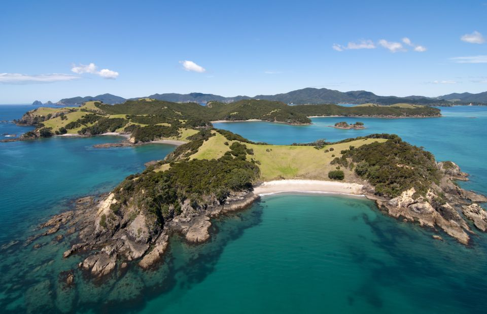 Neuseeland, Australien und Tasmanien