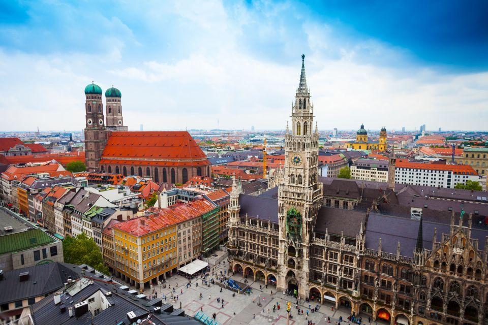5 - Munich / Allemagne
